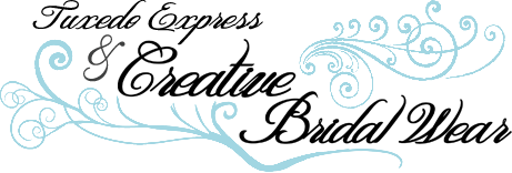 Las Vegas' Largest Wedding Dress Rental Store | Creative Bridal Wear Logo